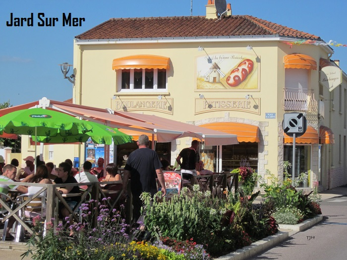 Location mobile home holidays in france vendee and ile for Jard sur mer restaurant