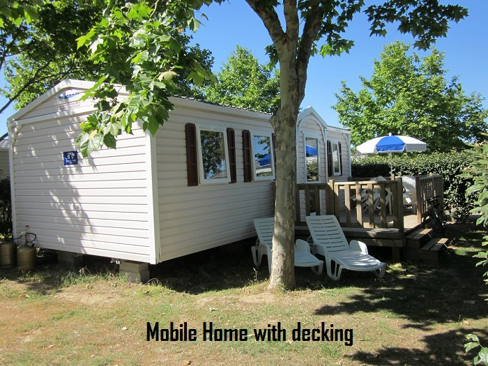 Thomas James Vendee Holidays Mobile Home with Deck.JPG