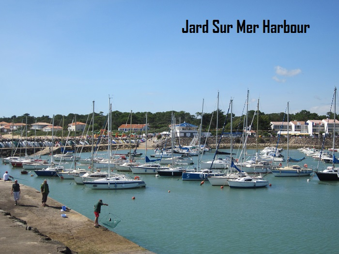 Thomas James Vendee Holidays Jard Marina.JPG