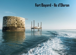 Fort Boyard close to Ile d'Oleron