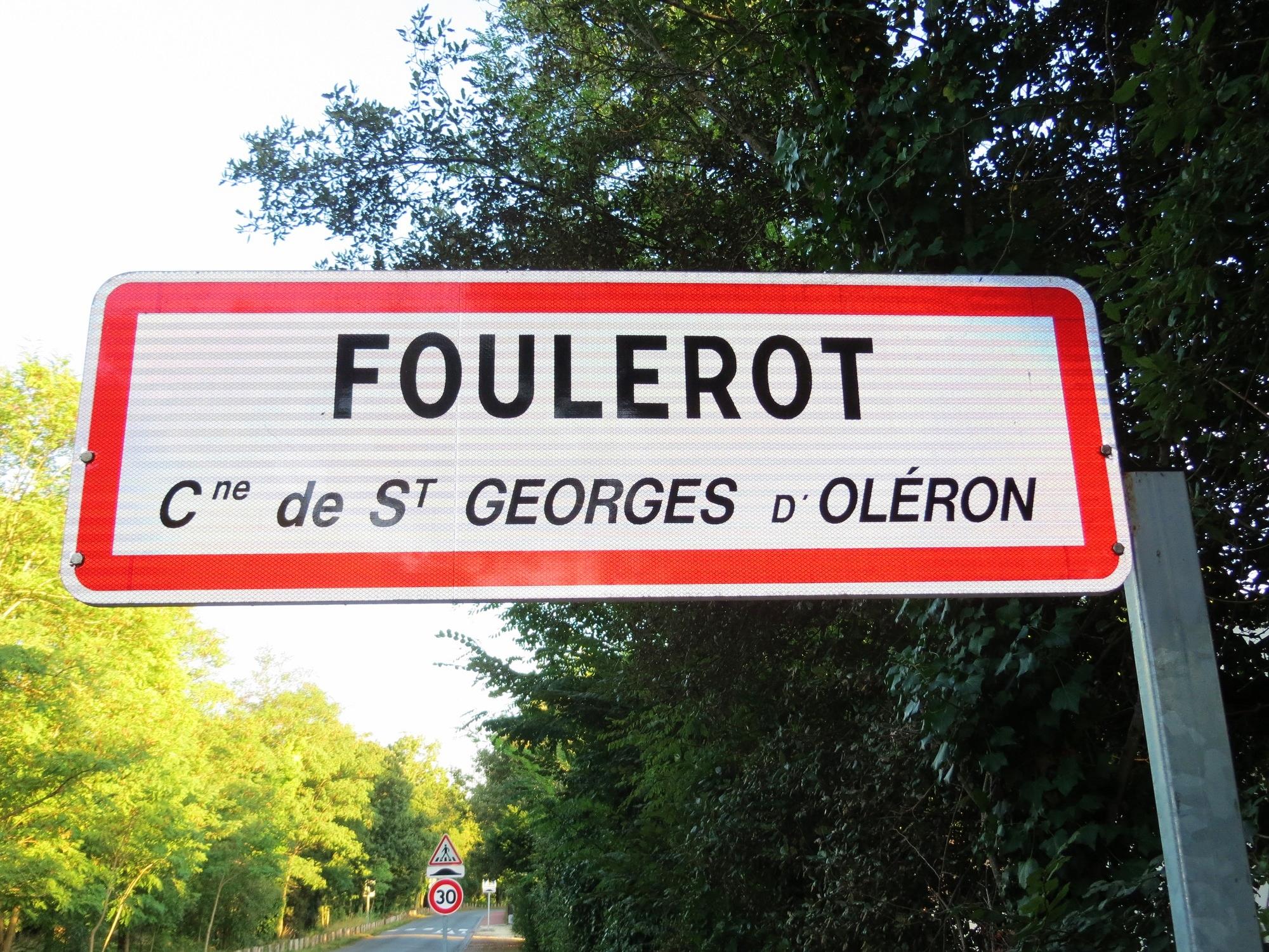 Ile d'Oleron Foulerot