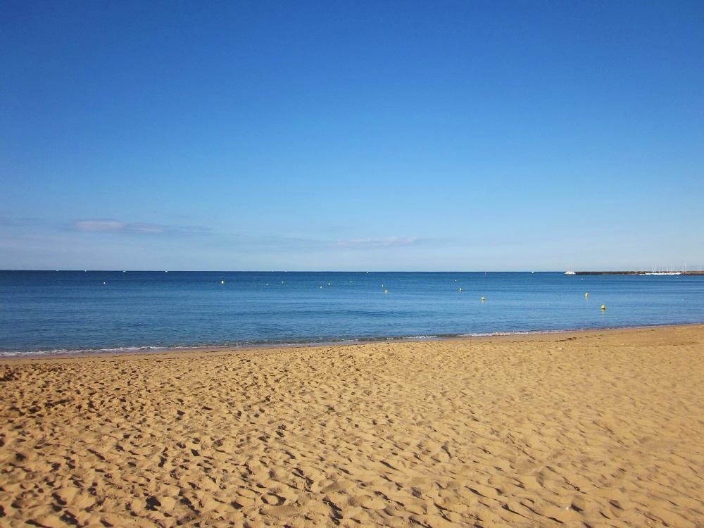 Jard Sur Mer Beach