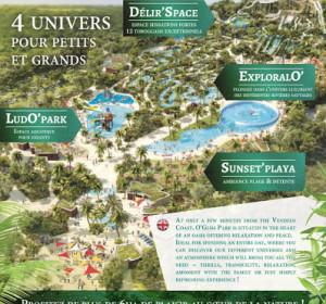 New Water Park Thomas James Vendee Holidays
