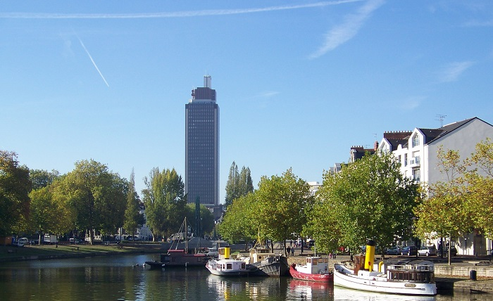 Tallest Building in Nantes