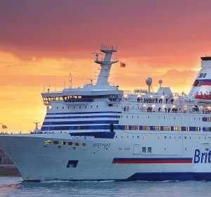Brittany Ferries Thomas James