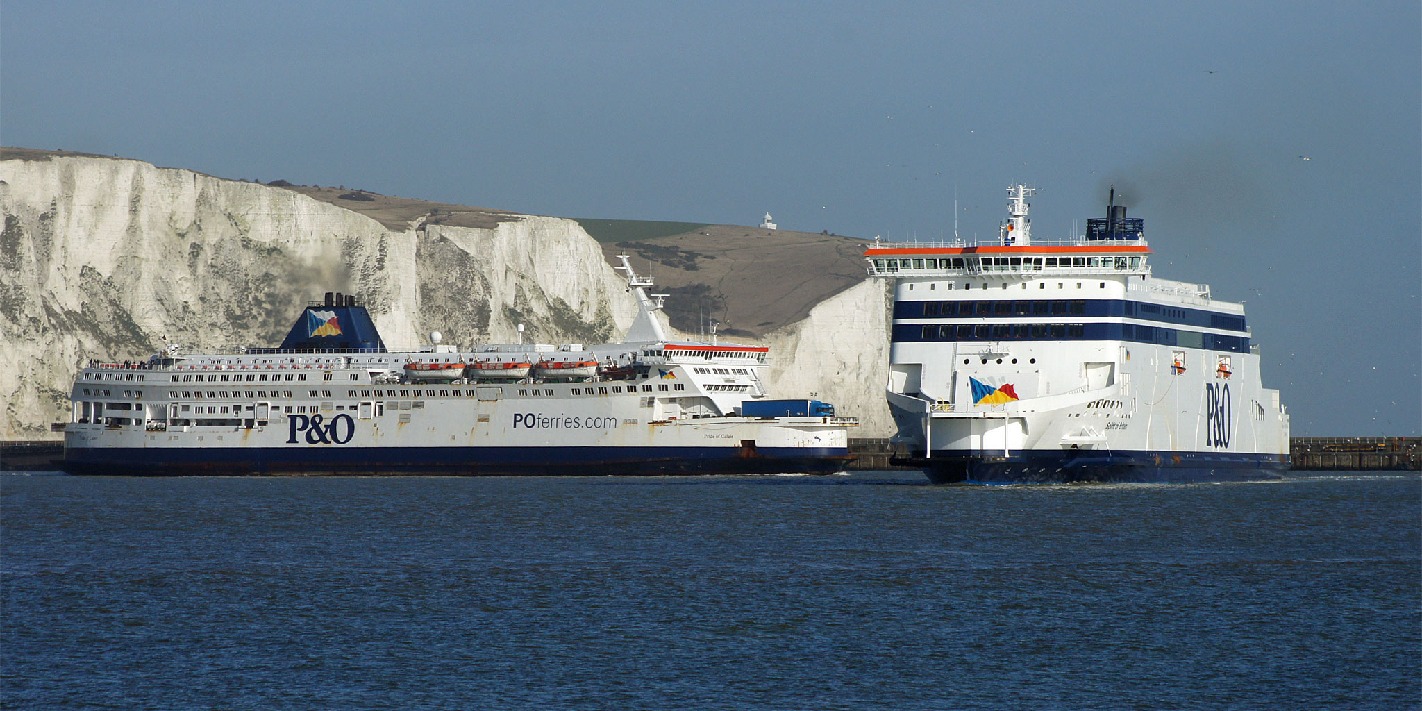 Travelling To France With The Ferry Or Channel Tunnel Holidays In