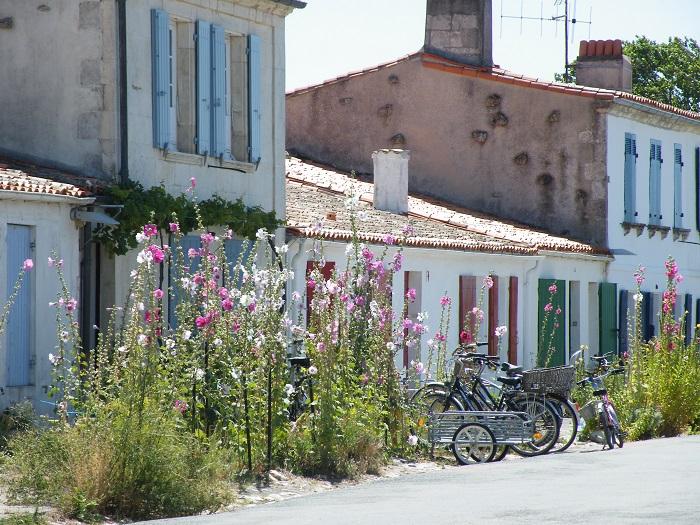 Ile d'Aix Town